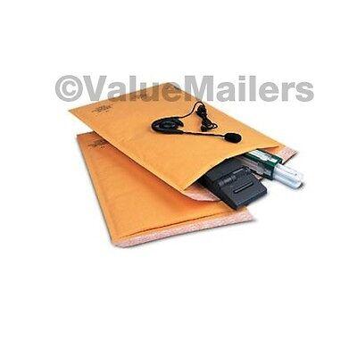 150 Qty - 8.5 X 12 Quality Kraft Bubble Mailers Sz 2