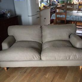 Habitat 2 seater couch.