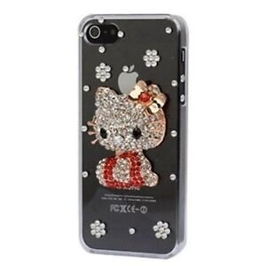 Bling Rhinestone Hard Crystal Case Cover For Apple iPhone 5 5G 5S