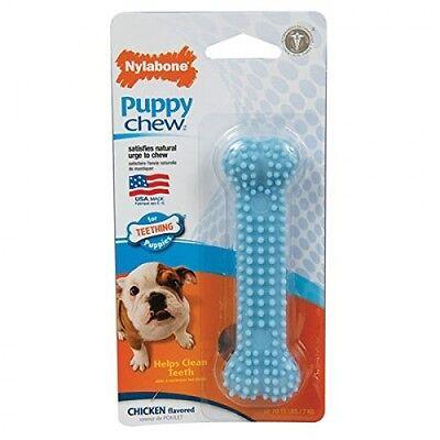 Nylabone Puppy Dog Chew Dental Bone Chew Toy USA ~ PICK (New Nylabone)