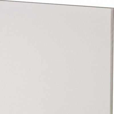 Made In Usa 24 X 12 X 14 Inch Acetal Plastic Sheet Natural