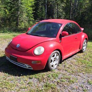 1999 vw bug diesel