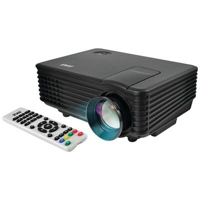 Pyle Video Projector Portable Home Theater Projector Video Gaming Usbhdmi