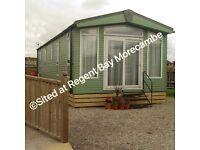 Platinum 4 berth Caravan Hire Morecambe. August From £290