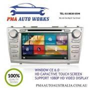 PMA Toyota Camry Aurion GPS DVD Radio Head Unit Player XMAS Sale Melbourne Region Preview