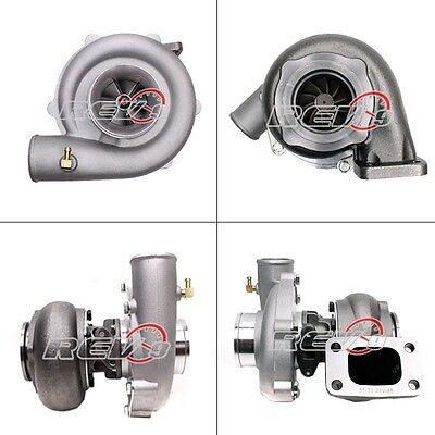 "TX-50E GT30 T3 Flange Turbo Charger 50 Compressor .85AR Trim 2.5"" V Brand 400HP"