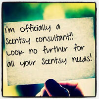 New Consultant for ALL your SCENSTY needs!!