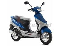 *Brand New* 66 plate Lexmoto Scout 50 moped. Warranty, Free Delivery, Part-ex 26-9