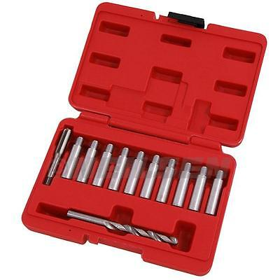 Brake Caliper Guide Bolt Thread Repair Tool Kit Set - Ford GM  VAG VW Audi
