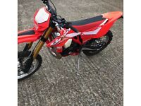 BETA 300RR 2016 mx/enduro 2-stroke. May take Px/swap quad Ktm crf