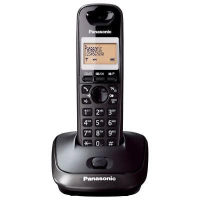 Panasonic KX-TG2511FX DECT ECO strahlungsarm kabelloses/cordless analog Telefon