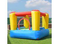 Children's bouncy castle - v good condition