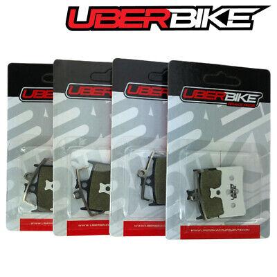 Uberbike Hope M4 Finned Replacement Race Matrix Inserts 4 PACK