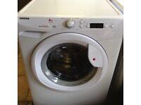 Hoover washing machine 8kg 1600 spin