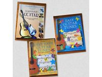 3 guitar books
