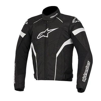 Textiljacke ALPINESTARS T-GP PLUS R schwarz/weiß Größe M online kaufen