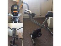 Fold Up Exercise Bike