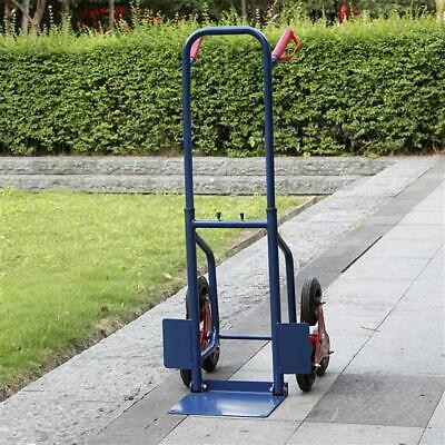 440lb Industrial Moving Appliance Dolly Hand Truck Cart Heavy Duty Stair Climber