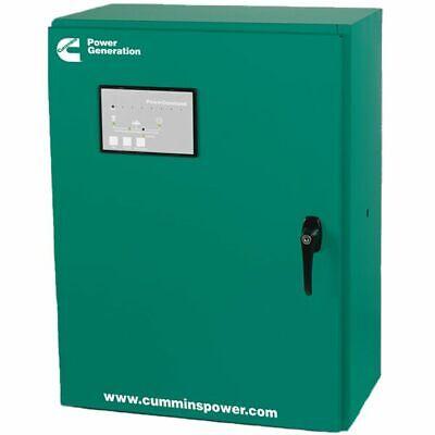 Cummins Otec400 - 400-amp Powercommandreg Indoor Automatic Transfer Switch