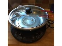 Electric steamboat/Fondue/hotpot