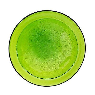 Achla Design Crackle Bowl - Fern Green CGB-05FG New