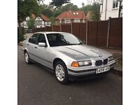Bmw 318i 1.8 petrol +MOT+1 owner+excellent drive