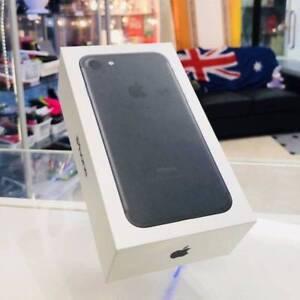 brand new iphone 7 256gb black unlocked tax invoice warranty Broadbeach Gold Coast City Preview