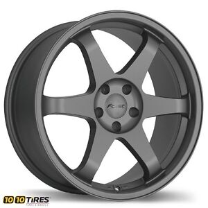 "Brand new fast Hayuka 19"" 5x114.3 10.5"" ET 35 wheels and tires."