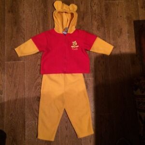 Winnie the Pooh outfit  Kawartha Lakes Peterborough Area image 1