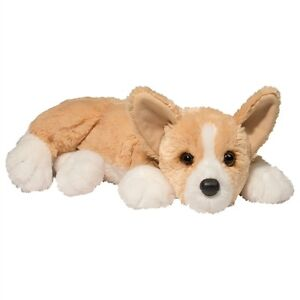 Douglas RUDY CORGI Plush Toy Dog Stuffed Animal 13