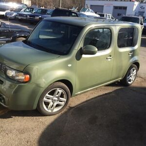 2010 Nissan Cube very low km for sale