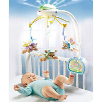 Fisher Price Dream Bear Mobile with remote control