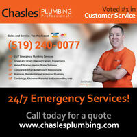 24/7 Emergency Plumber, A/C,Drain Cleaning & Bathroom Renovation