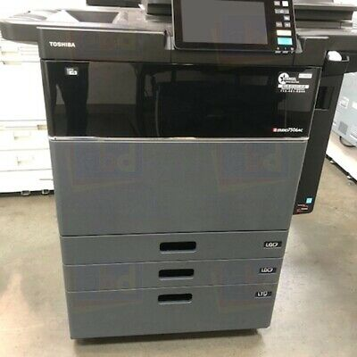 Toshiba E-studio 6506ac A3 Color Laser Printer Copier Scanner Mfp 65ppm 5506ac