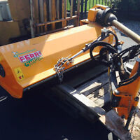 FOR SALE...FERRI SLOPE FLAIL MOWER