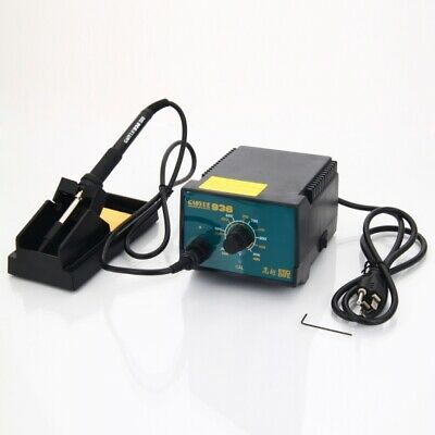 2in1 936 110v 60w Anti-static Lead-free Soldering Station Solder Handle W Stand