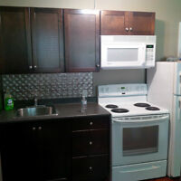 Clean & Cozy Bachelor(ette) in St. Catharines: $695 Inclusive