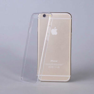 NEW THIN CLEAR SILICONE SOFT COVER CASE FOR IPHONE 6 SNAP ON Regina Regina Area image 8