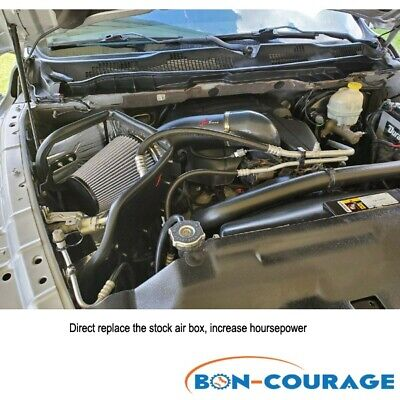 09-18 For Dodge Ram 1500 2500 3500 ALL 5.7L V8 HEMI AF Dynamic COLD AIR