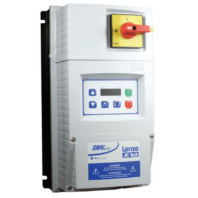 Buy Esv112n02ymc - 1.5 Hp Lenze Ac Tech Smvector Series Vfd