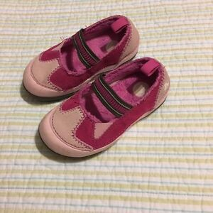 Girls Crocs Shoes Size 10C