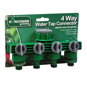 4-WAY-GARDEN-TAP-CONNECTOR-SPLITTER-SHUT-OFF-VALVE-1-TAP-TO-4-WATER-HOSE-ADAPTOR