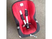 Britax Eclipse Car Seat in Red 9-18 kg