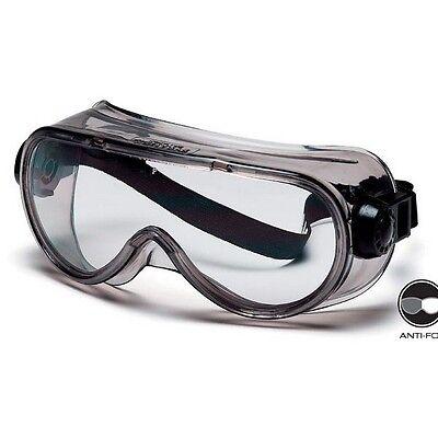 Pyramex Chem Splash Goggles - Clear Anti-Fog