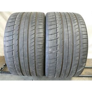 2 295 30 ZR 19 MICHELIN PILOT TIRES VERY GOOD CONDITI