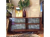 Retro g plan cabinet sideboard bookshelf
