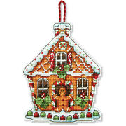 House Counted Cross Stitch Kits