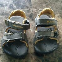 Columbia Sandals Size 4 Toddler