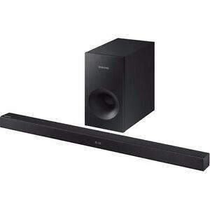 Samsung HW-K430 220-Watt 2.1 Channel Flat Sound Bar with Wireless Subwoofer (Open Box)