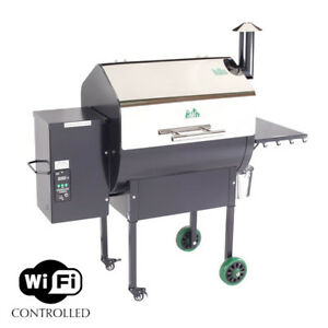 Green Mountain Grills!! All natural wood pellet smoker